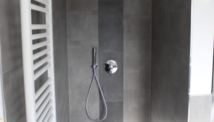 Dusche im Masterbad